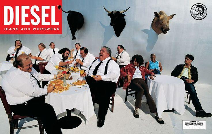Retro spomienka, Diesel kampaň 1994. http://www.1010.sk/c/damske-hodinky-diesel/