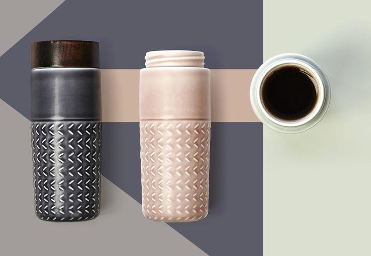 """hangardesigngroup: """"One-o-One travel mug concept, design by Hangar Design Group for Acera. www.hangardesigngroup.com """""""