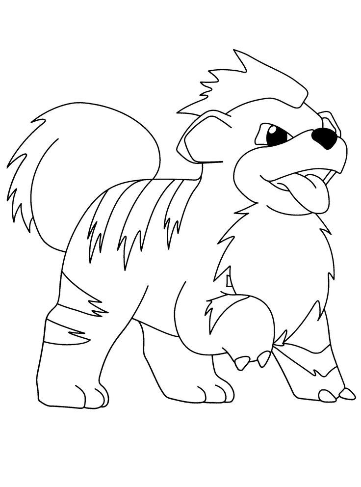 pokemon coloring pages | Coloring pages » Pokemon Coloring pages