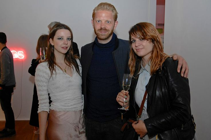 ... VIP WATCH Photographer Alistair Guy and guests attend the JANE CARR HOMME A/W 2014 ...