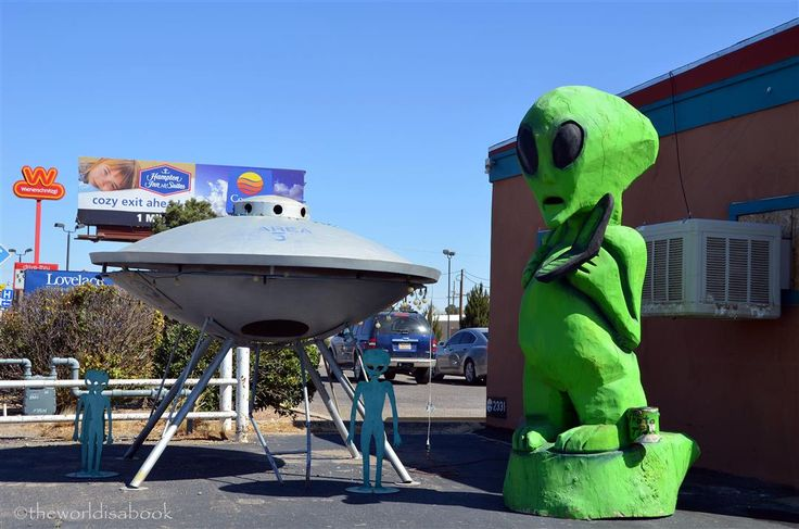 roswell nm | Visiting the Alien City of Roswell New Mexico