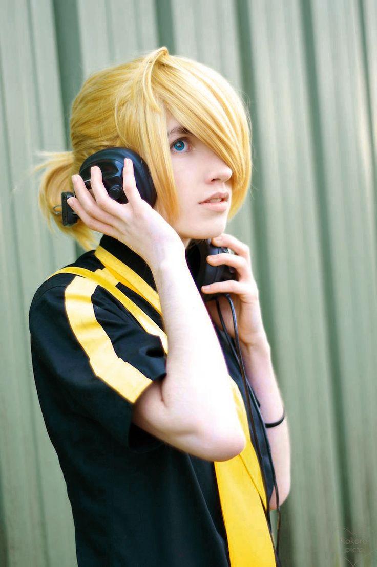 Len Kagamine - Vocaloid Love is War / model: Anzukami / photographer: Kokoro Picto