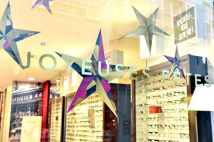 Les 110 meilleures images propos de les vitrines des - Joyeuses fetes magasin ...
