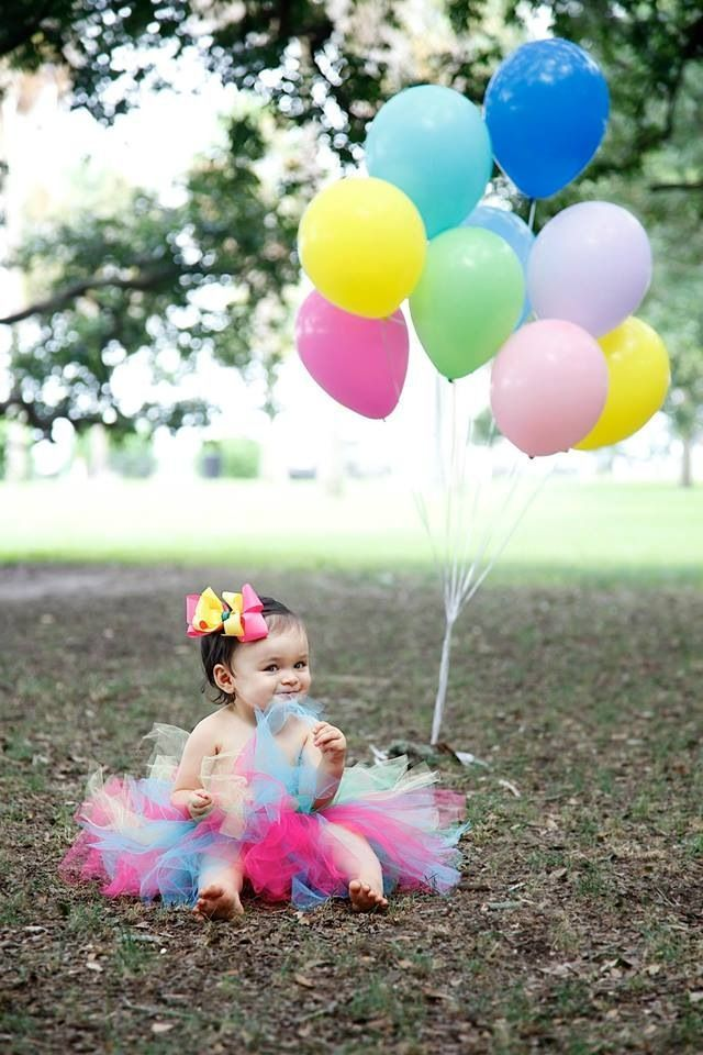 Baby Girl 1 Year Picture Ideas