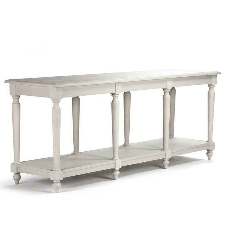 """Alsace Buffet Table @LaylaGrayce $2173.50 78.5""""W x 21.5""""D x 31""""H"""