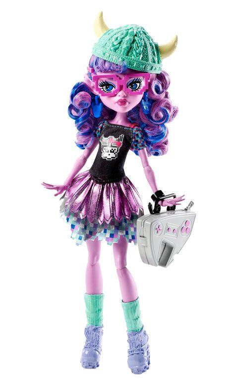 Kjersti Trollson | Monster High Characters | Monster High
