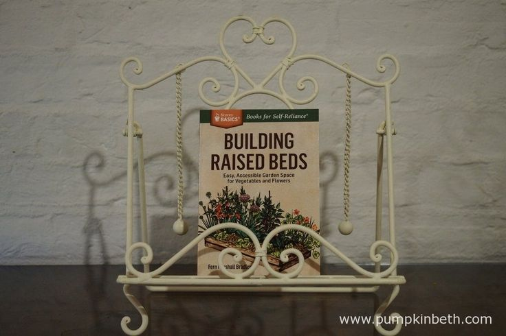 Building Raised Beds by Fern Marshall Bradley, is published by Storey…