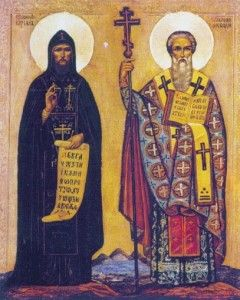 Saints Who Transformed Their Culture :Cyril and Methodius