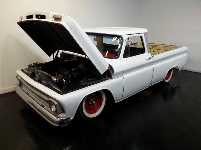 NO RESERVE Bagged Lowered SWB C10 Chevy Custom 65 - Classic Chevrolet C-10 19650000 for sale