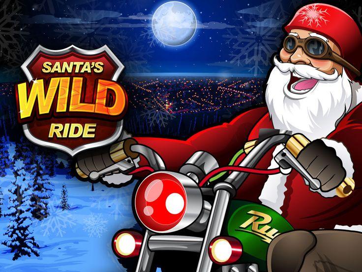 Santa Wild Ride Slot Machine, Casinò online Voglia di Vincere #Slot, #Slotmachine, #Vogliadivincere, #Casinòonline