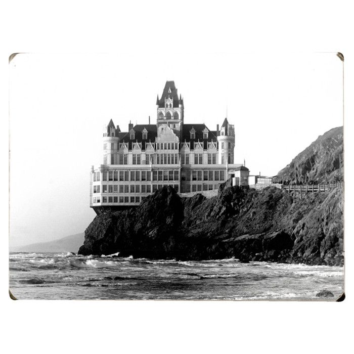 Cliff House. Awe-inspiring to look at.