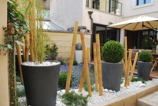univers idee décoration terrasse jardin | Terrace, Gardening and ...