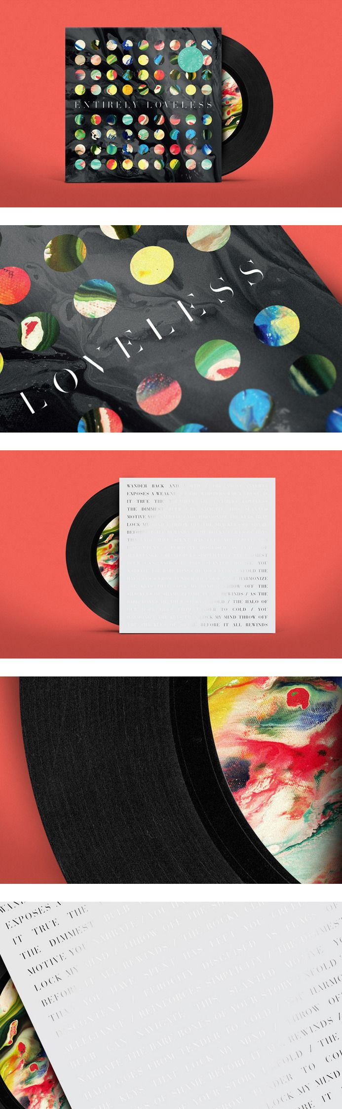 Anti Grandpeople: Rumble in Rhodes Music Packaging PD