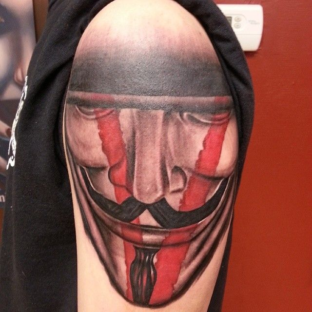 Tattoo Designs Vendetta: 51 Best V For Vendetta Images On Pinterest