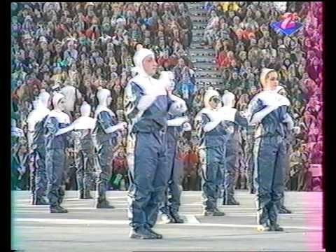 ▶ Cérémonie d'Ouverture des Jeux Olympiques d'Albertville partie 1 - http://www.youtube.com/watch?v=io8zDhJMm7s