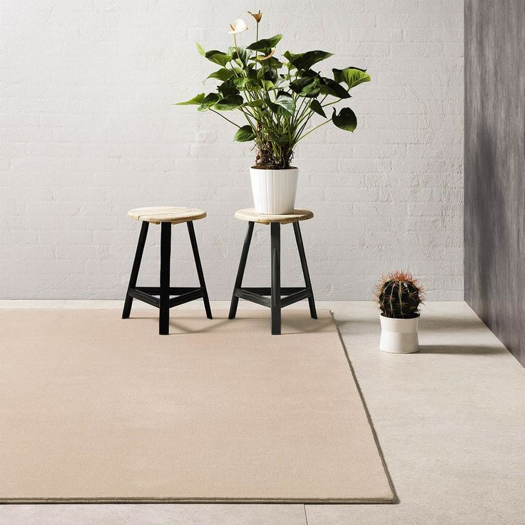 Monaco rugs features a large selection of neutral colour options which will fit into any décor.