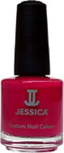 Jessica Nail Polish - Daring 333. This is the PERFECT coral polish. Not too red, not too orange, not too pink. Wore this all summer and it went with everything. Picture does not show true colour. It's soooo pretty!