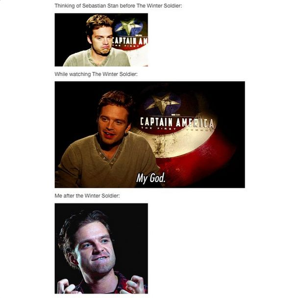 Truth. -- that last one... <-------- although I really loved him before TWS