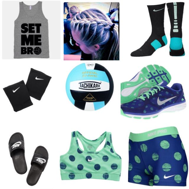 I need this outfit for Volleyball!!