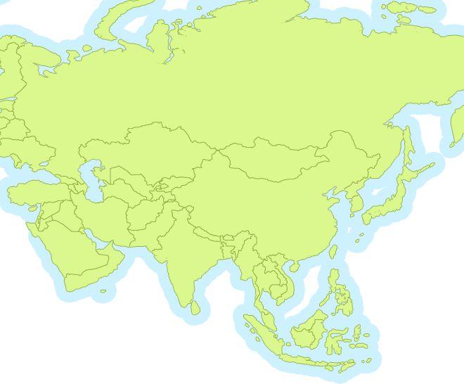 El Tiempo en Asia