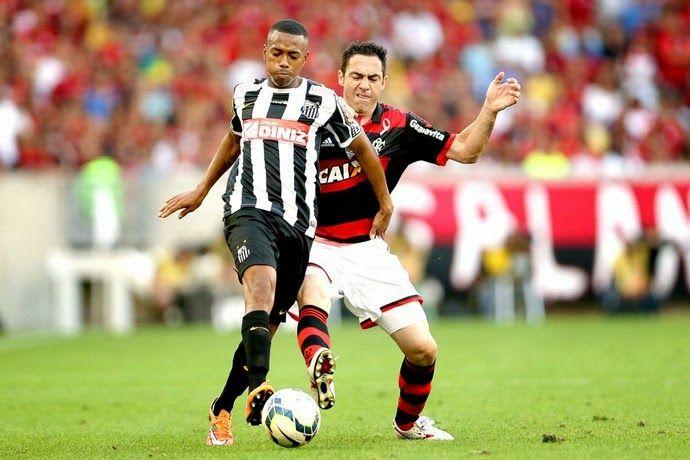 Blog Esportivo do Suíço: Flamengo trabalha para ter Robinho em 2015