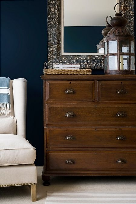 17 Best Navy Blue Painted Dresser Images On Pinterest Painted Furniture Furniture And