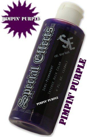 Special Effects Hair Dye -Pimpin' Purple #14 Special Effects,http://www.amazon.com/dp/B001TJJX5O/ref=cm_sw_r_pi_dp_E0sltb17EPCPAB39