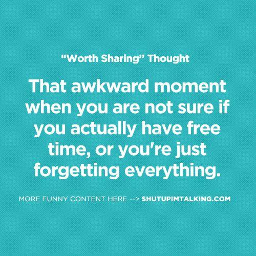 Happens everyday.