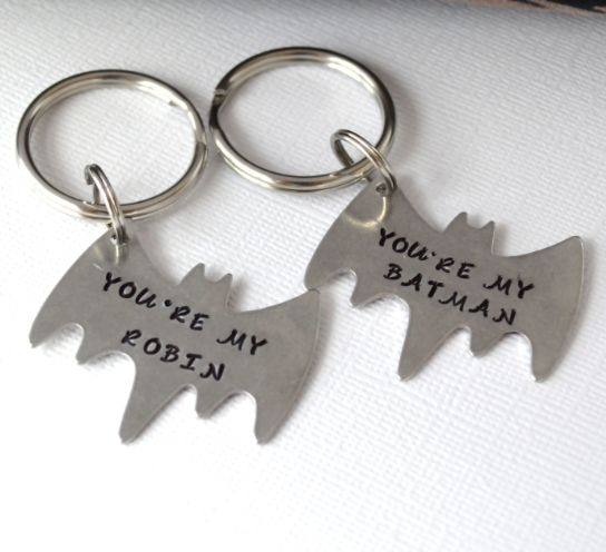 "Cheesy Cute Girlfriend Gifts: ""You're My Robin"" and ""You ..."