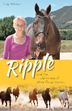 Ripple and the Wild Horses of White Cloud Station is again available from  CP Books, Nelson, New Zealand  2014