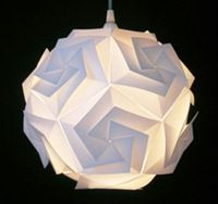 Source lamp shades lighting/iq puzzle light/pentagon design on m.alibaba.com