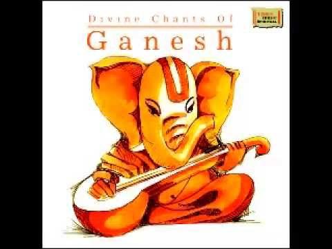 Ganesha Pancharatnam Stotram Mantra by MS Subbulakshmi (MSS) - YouTube