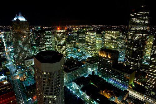 Calgary Skyline ~ Canada
