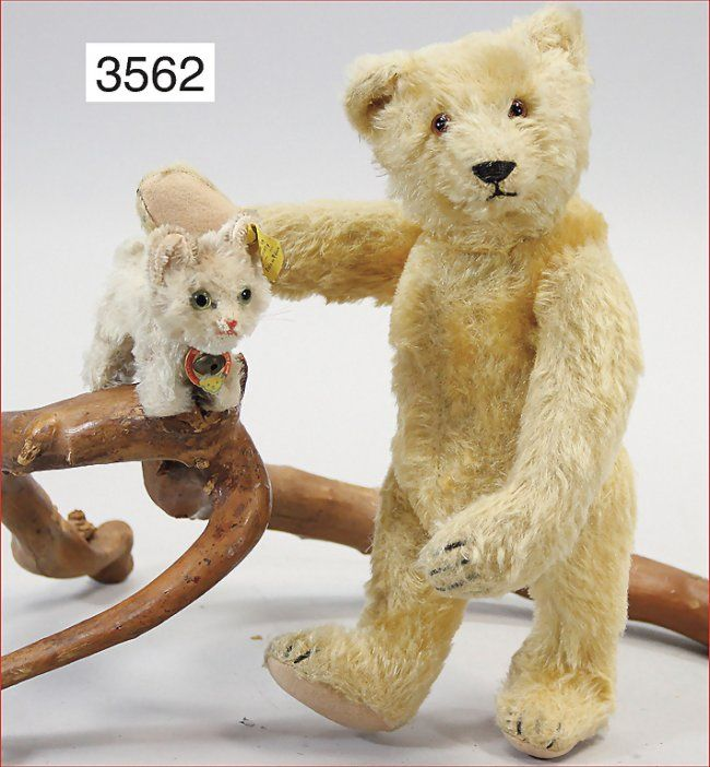 dating steiff toys Use this illustrated online price guide for steiff animals, bears and dolls made in  germany to help with identification and value.