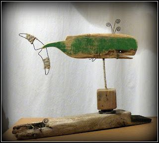 les 25 meilleures id es de la cat gorie poissons en bois flott sur pinterest poisson en bois. Black Bedroom Furniture Sets. Home Design Ideas