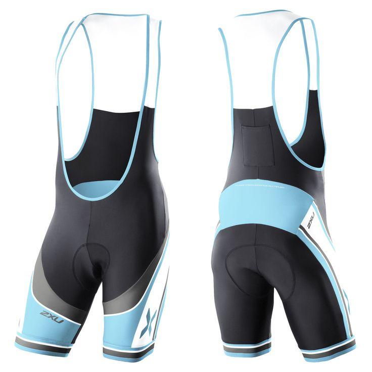 My Triathlon - 2XU Sub Cycle Bib Shorts -  Men's, �105.00 (http://mytriathlon.co.uk/2xu-sub-cycle-bib-shorts-mens/)