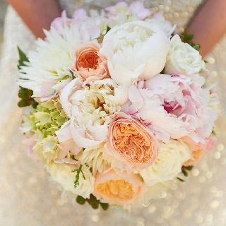 Stunning bouquet by moss I dusty weddings