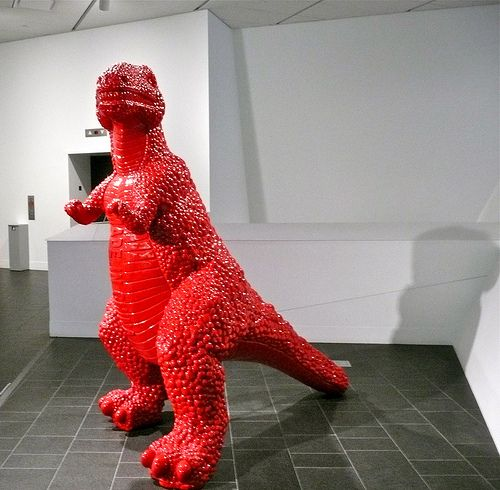 Made in China by Sui Jianguo, at Denver Art Museum
