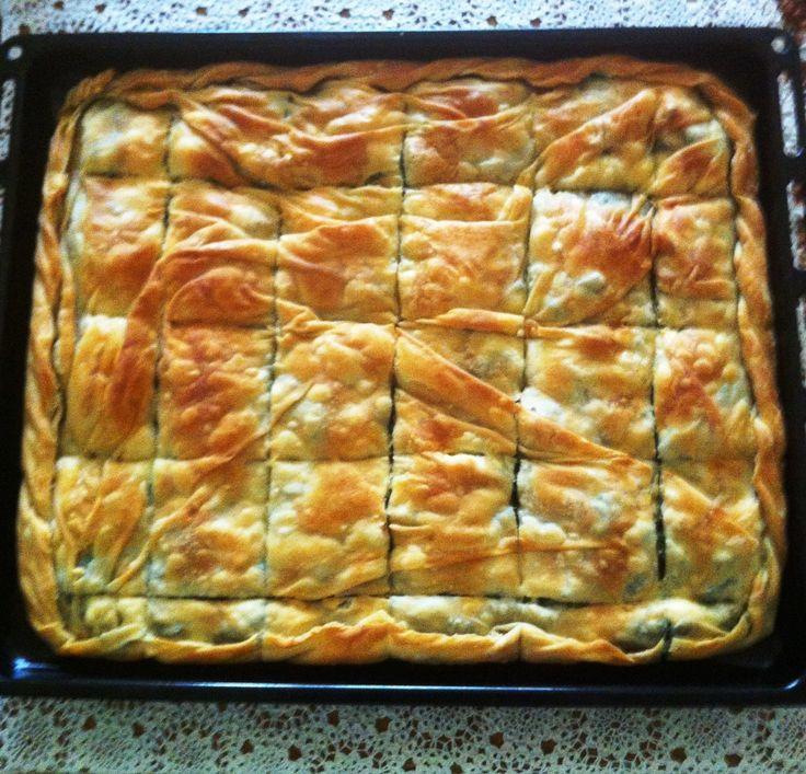 Αγάπα Με Αν Dolmas: Πως ανοίγουμε φύλλο για Πίτα / Greek Pie