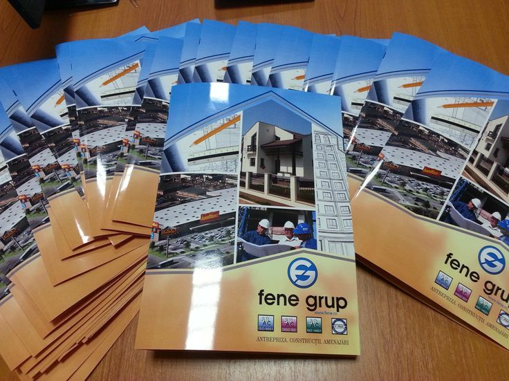 Fene Grup booklet