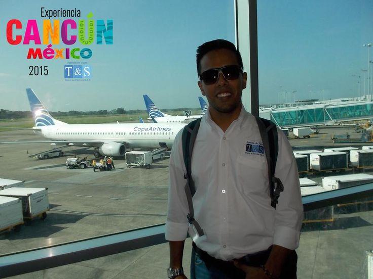 #ExperienciaMéxicoCancun2015ConTyS