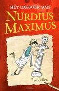 Het dagboek van Nurdius Maximus - Tim Collins. Nurdius (12, ik-figuur) wil dolgraag een Romeinse held worden. Maar dat lukt niet zo goed. Dan hoort hij per ongeluk van de moordplannen op Julius Caesar. Vanaf ca. 10 jaar. Reserveer: http://www.theek5.nl/iguana/?sUrl=search#RecordId=2.283602