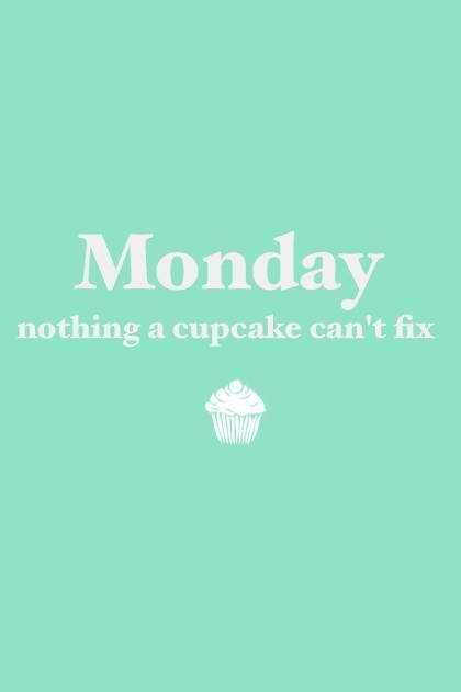 Make Mondays a little sweeter