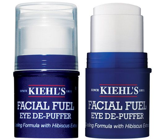 Kiehl's Facial Fuel Eye De-Puffer, $20 | 19 Men's Products To Up Your Grooming Game #BuzzFeed