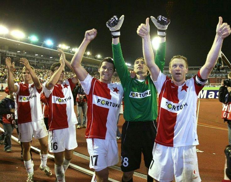 Vedoucí týmu Stanislav Vlček slavi 41. narozeniny. Gratulujeme!