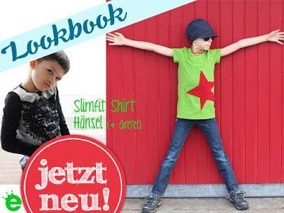 pdf-Lookbook zum Slimfit-Shirt Hänsel & Gretel - Erbsenprinzessin Blog www.erbsenprinzessin.com/lookbooks/lookbook-erbsenprinzessin-slimfitshirt-haensel.pdf