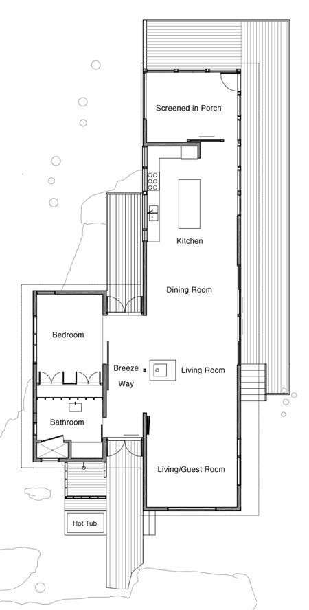Cottage Drawings | House & Home