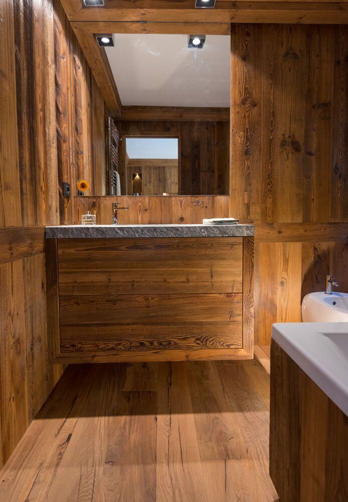 Oltre 1000 idee su case di montagna su pinterest for Appartamenti montagna design