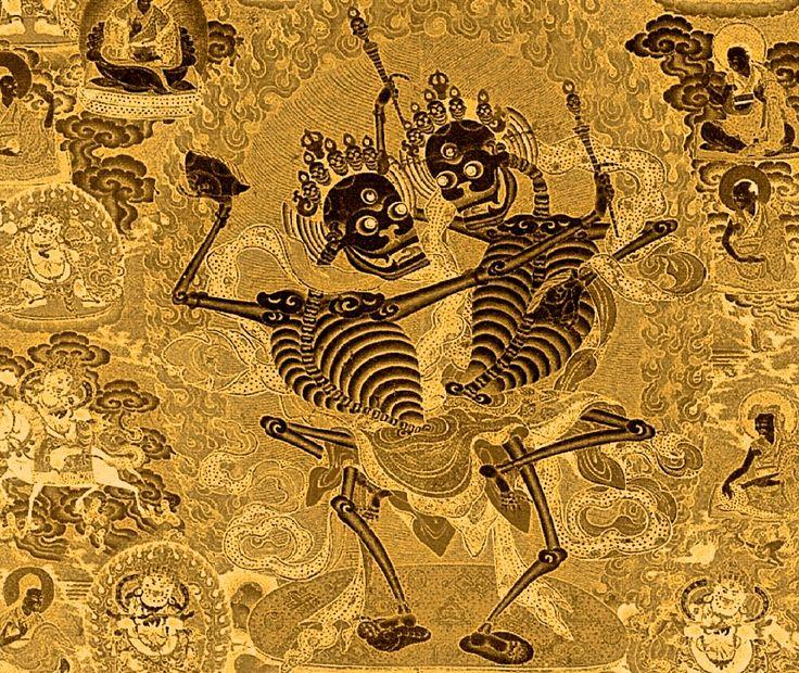 Chitipati. Skeleton Lords