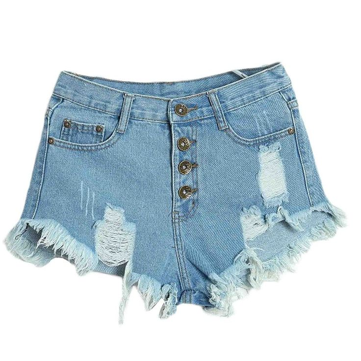 Fashion Brand Denim Shorts Women Jeans Short Feminino Summer Style Beach Clothes for Women Sport Fitness Short pant